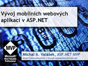 Vývoj mobilních aplikací v ASP.NET