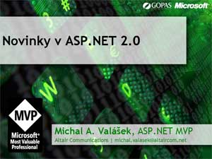 Novinky v ASP.NET 2.0