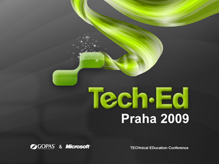 Logo TechEd 2009