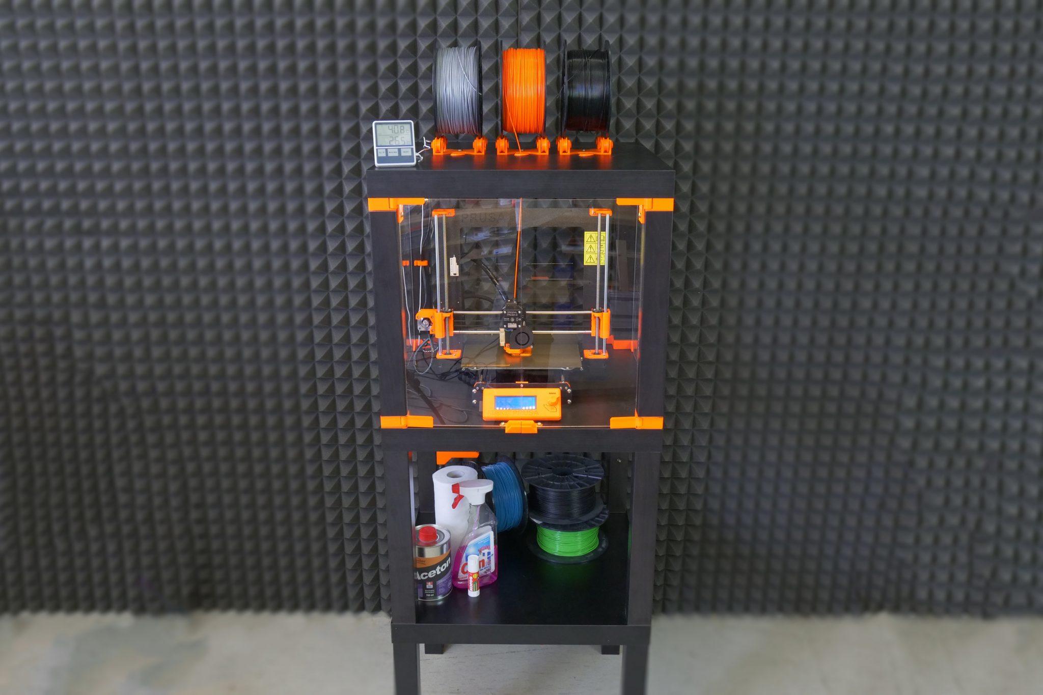 LACK skříňka na 3D tiskárnu