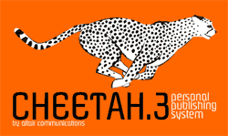 Logo Cheetah CMS