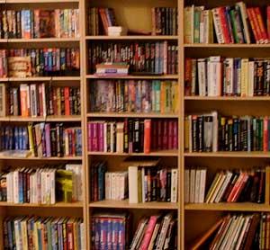 Upravená knihovna